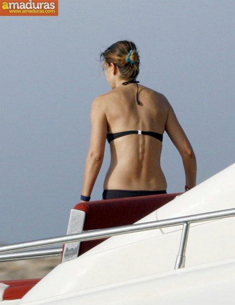Espectacular Mar Flores en Ibiza: que madurita! - foto 5