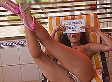 Tabata Morel nos envia unas fotos calentitas - foto 6