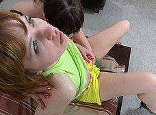 Se enrolla con su madrastra por primera vez - foto 12