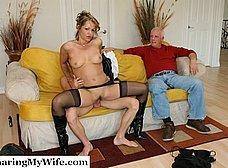 Le regala un veinteañero a su esposa madura - foto 13