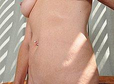 Madura cincuentona se desnuda del todo - foto 10