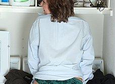 Ama de casa se desnuda al poner una lavadora - foto 6