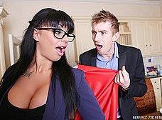 Ama de casa puritana-furcia viciosa sin freno: alter ego - foto 7