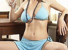 Probándose el bikini para el veranito - foto 6