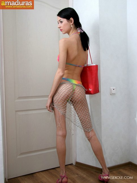 Se ha comprado un bikini en las rebajas - foto 4