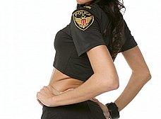 Te gustan las mujeres policia? Seguro que esta si - foto 8