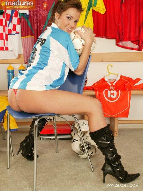 Fan de Messi se desnuda para nosotros - foto 4