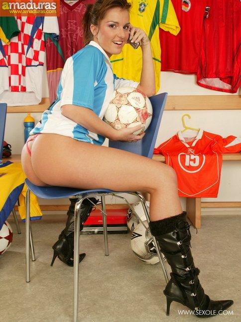 Fan de Messi se desnuda para nosotros - foto 5