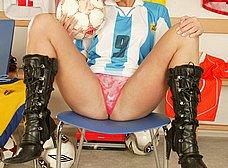 Fan de Messi se desnuda para nosotros - foto 6