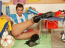 Fan de Messi se desnuda para nosotros - foto 18