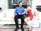 Quedo con mi ex mujer y me echa mano al rabo