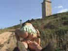 Orgia al aire libre en la Torre de Hercules