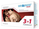 Andro Pharma VIGOR, aumenta tu potencia sexual