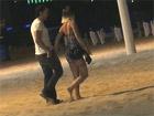 Se folla en la playa a una guiri borracha en Benidorm