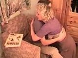 Vaya con la abuela que se pone a follar con su nieto, un chaval con suerte