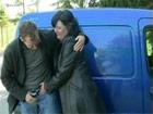 Se folla a su amante en una furgoneta