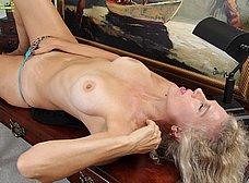 Fotos porno amateur de una madura espectacular
