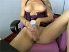 Madura milf se masturba por la webcam
