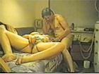 Matrimonio cincuentón haciendo porno casero