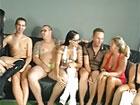 Matrimonios liberales organizan una orgia privada