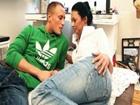 Madura alemana sabe calentar al novio de su hija