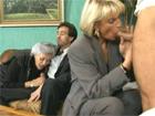 Orgia en la sala de espera del dentista