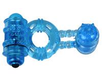 Anillo vibrador Double Ring Ding
