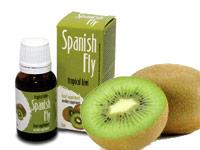 Gotas afrodisiacas sabor kiwi