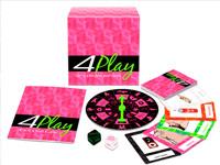 Juego erótico para adultos 4Play
