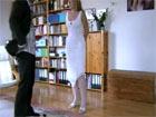 Madura infiel recibe la visita de su amante