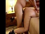 Pareja amateur graban su propio vídeo de sexo casero: qué morbo